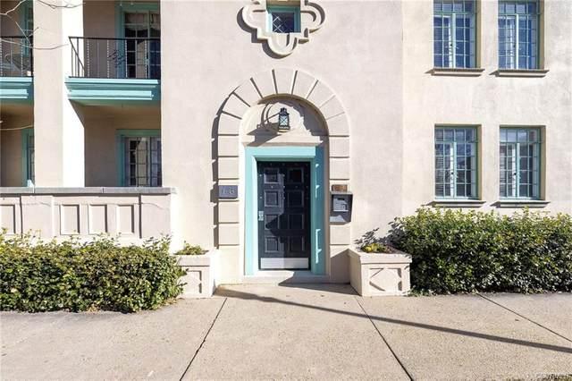 501 N Arthur Ashe Boulevard U4, Richmond, VA 23220 (MLS #2102605) :: Small & Associates