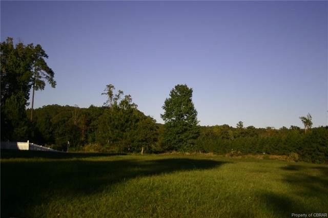 0 Benjamin Aly, Irvington, VA 22480 (#2102657) :: The Bell Tower Real Estate Team