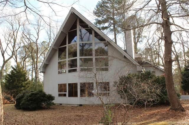 27 Witch Duck Lane, Heathsville, VA 22473 (MLS #2102739) :: Village Concepts Realty Group
