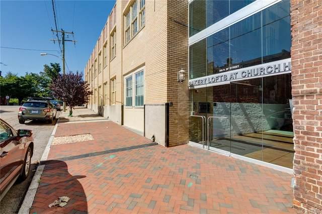 306 N 26th Street U123, Richmond, VA 23223 (#2102767) :: Abbitt Realty Co.