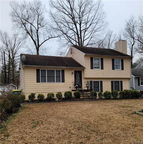 1614 Bexley Drive, Hopewell, VA 23860 (MLS #2102795) :: The Redux Group