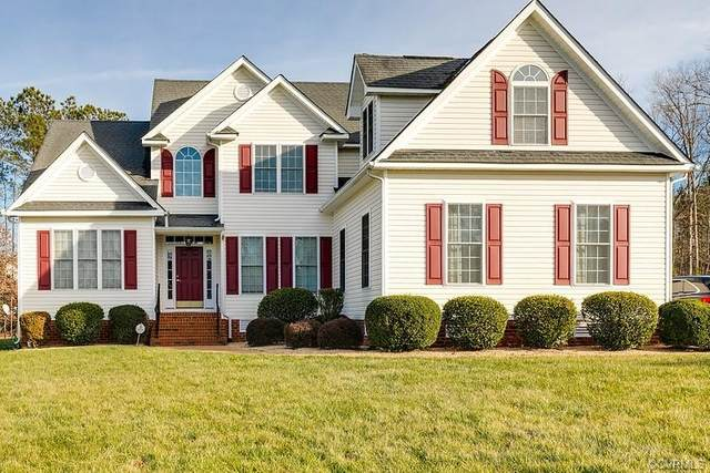 14531 Tooley Place, Chesterfield, VA 23831 (MLS #2102802) :: The Redux Group