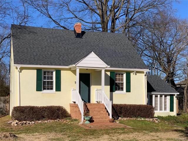 1250 Dotson Road, Henrico, VA 23231 (MLS #2102878) :: Small & Associates