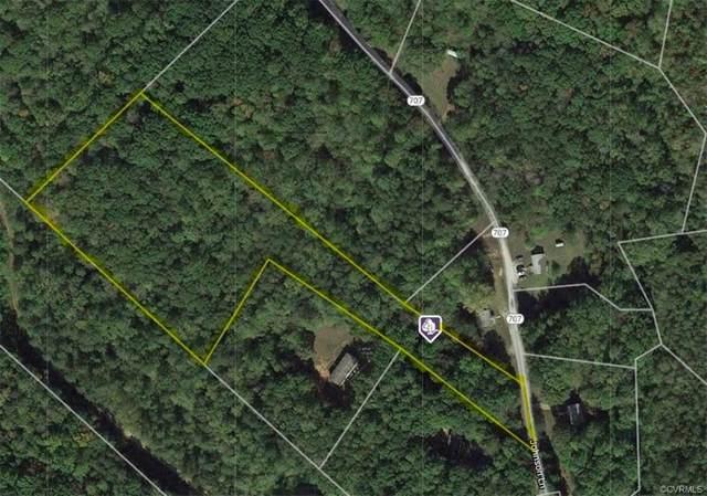 0 Hackney Road, Goochland, VA 23063 (MLS #2102903) :: EXIT First Realty