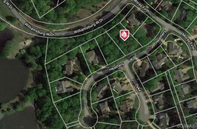102 Heathery, Williamsburg, VA 23188 (MLS #2102956) :: Small & Associates