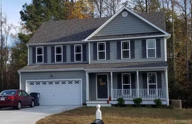 7876 James Field Manor, Quinton, VA 23141 (#2102960) :: Abbitt Realty Co.