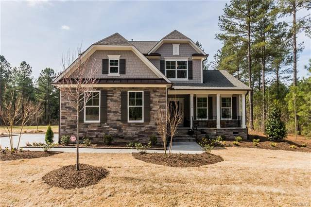 11221 Brickshire Terrace, Providence Forge, VA 23140 (MLS #2102984) :: Village Concepts Realty Group