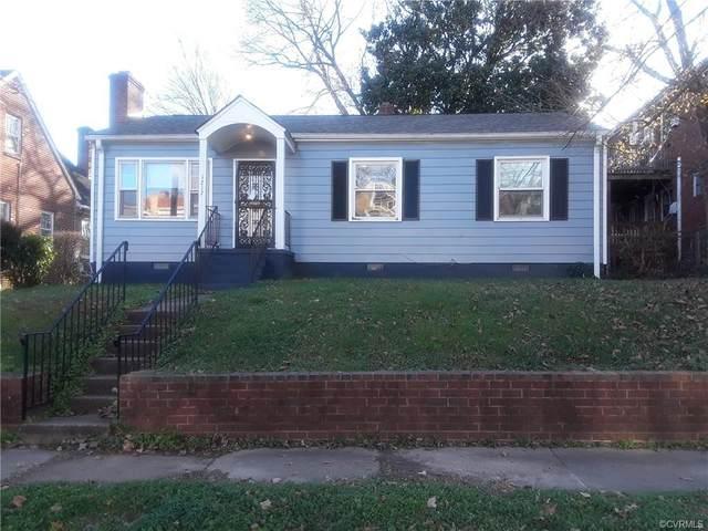1217 Wallace Street, Richmond, VA 23220 (MLS #2102986) :: Small & Associates