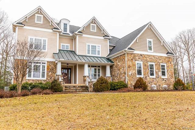 10317 Sonny Meadows Lane, Mechanicsville, VA 23116 (MLS #2103036) :: Small & Associates