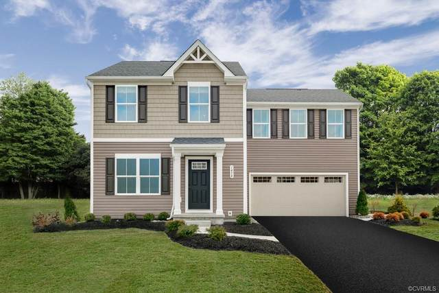 6824 Oakfork Loop, New Kent, VA 23124 (MLS #2103083) :: Small & Associates