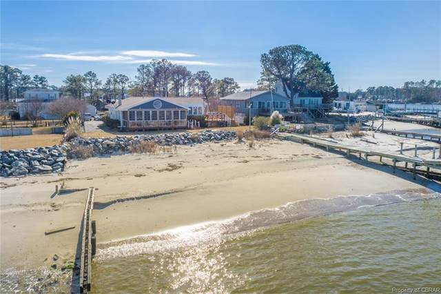 660 Riverside Drive, Deltaville, VA 23043 (MLS #2103096) :: Small & Associates