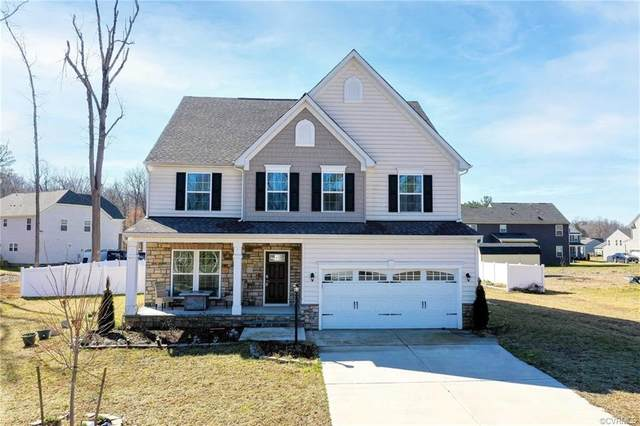 865 Eagle Place, North Prince George, VA 23860 (MLS #2103119) :: The Redux Group
