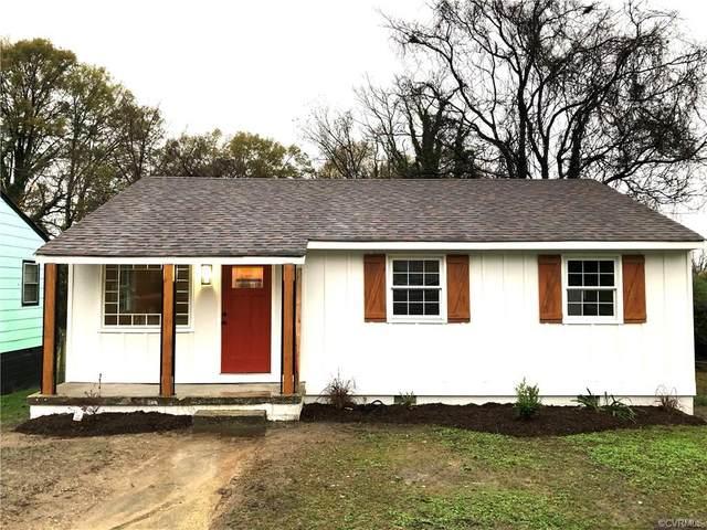 837 Cameron Street, Petersburg, VA 23803 (MLS #2103161) :: Small & Associates