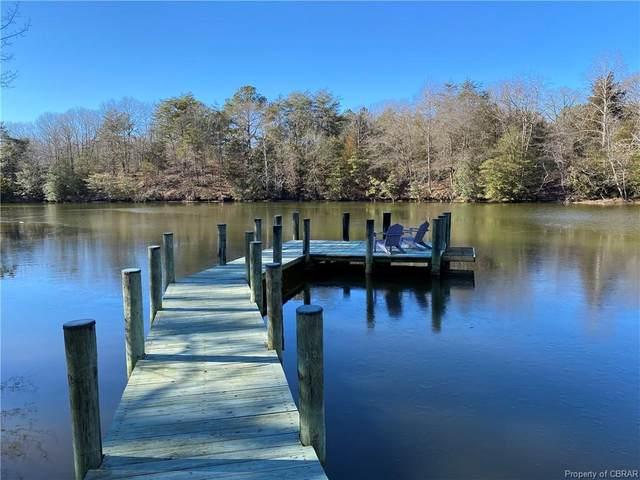 0 Captain's Way, Reedville, VA 22539 (MLS #2103233) :: Small & Associates