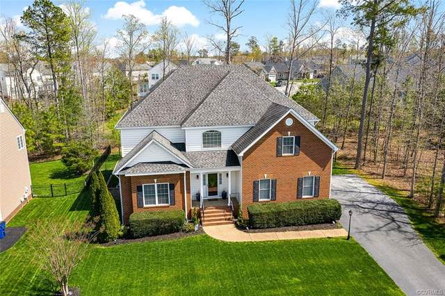 9213 Sir Britton Drive, Chesterfield, VA 23832 (MLS #2103256) :: Village Concepts Realty Group