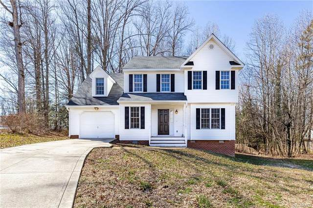10130 Wood Vale Court, North Chesterfield, VA 23236 (MLS #2103321) :: The Redux Group