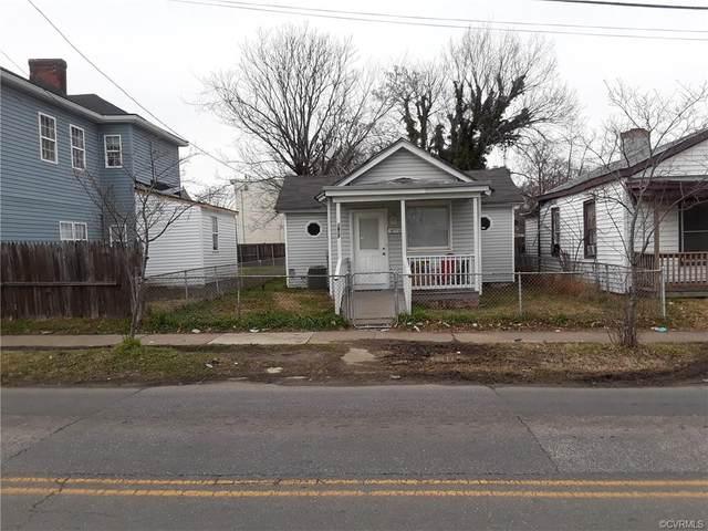 1817 Maury Street, Richmond, VA 23224 (MLS #2103328) :: Village Concepts Realty Group