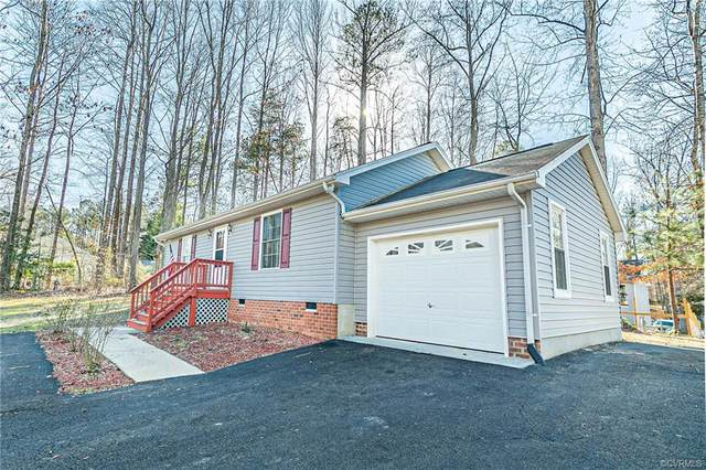 204 Admiral Drive, Ruther Glen, VA 22546 (MLS #2103386) :: Small & Associates