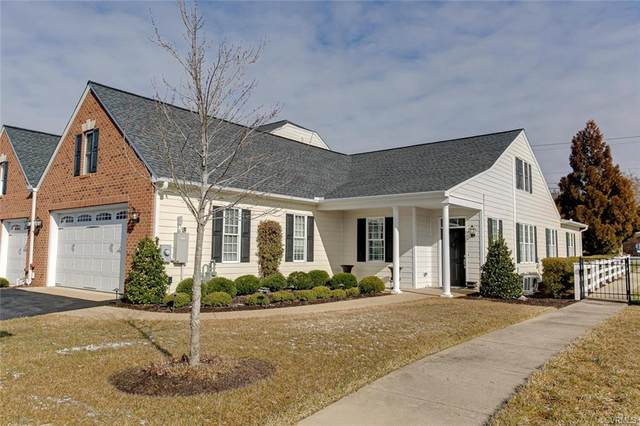 9440 Berry Patch Lane, Mechanicsville, VA 23116 (MLS #2103390) :: Small & Associates