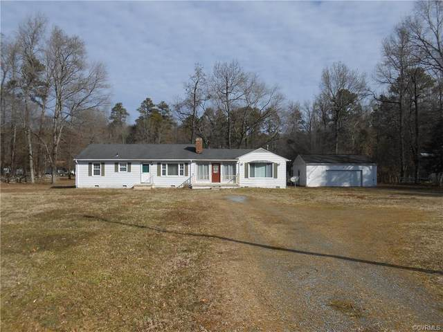 7404 Chestnut Church Road, Mechanicsville, VA 23116 (MLS #2103442) :: Small & Associates