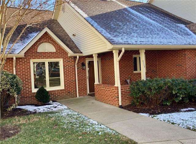 3112 Lake Terrace Court #76, Richmond, VA 23235 (MLS #2103455) :: Small & Associates