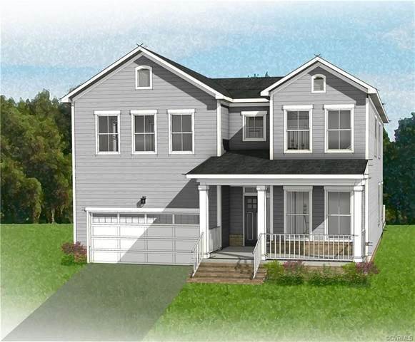 TBD Westfield Traditional @ Lankford's Crossing, Ashland, VA 23005 (MLS #2103551) :: The Redux Group