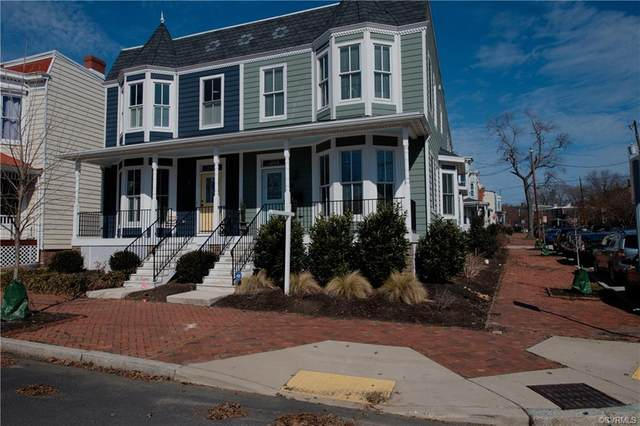 2114 E Clay Street, Richmond, VA 23223 (MLS #2103590) :: EXIT First Realty