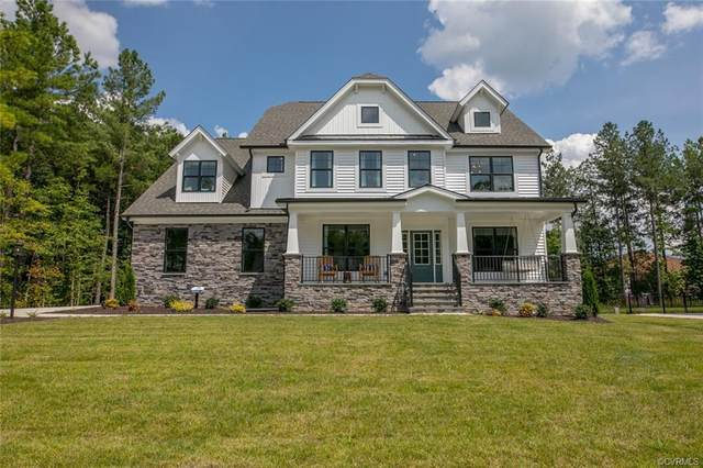 10135 Peach Blossom Road, Mechanicsville, VA 23116 (MLS #2103647) :: Small & Associates
