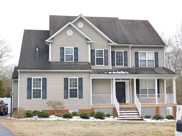 105 Jesses Way, Farmville, VA 23901 (MLS #2103687) :: The Redux Group