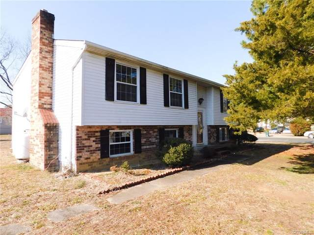 500 Witchduck Lane, Richmond, VA 23223 (MLS #2103739) :: Village Concepts Realty Group