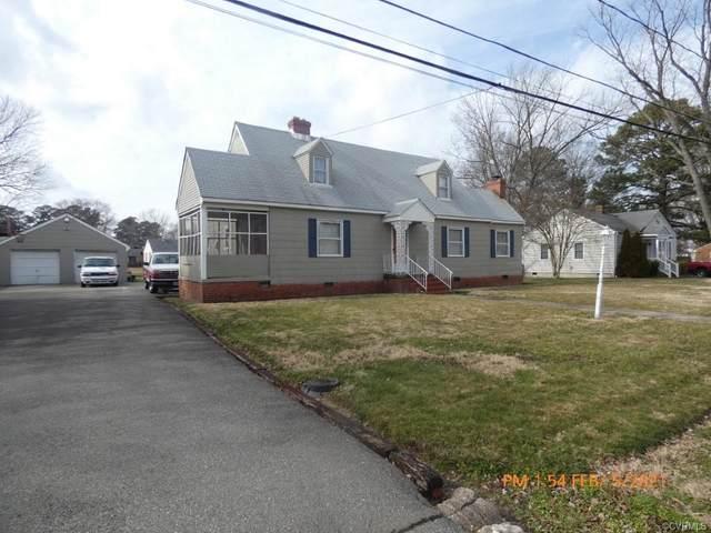 4905 Kinloch Lane, Henrico, VA 23231 (MLS #2103790) :: The Redux Group