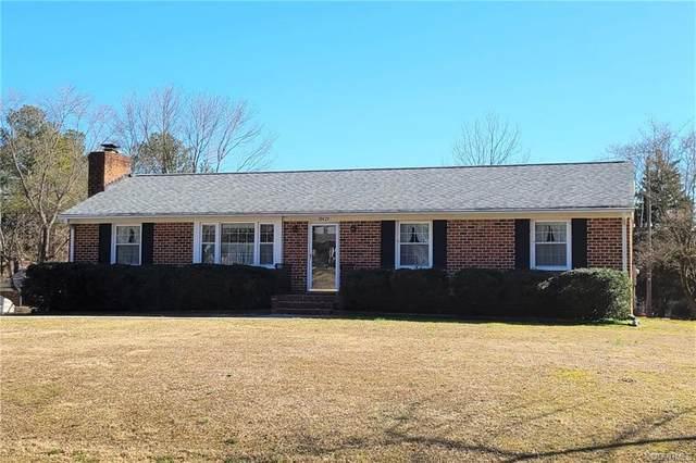 10429 Sauna Drive, North Chesterfield, VA 23236 (#2103797) :: Abbitt Realty Co.