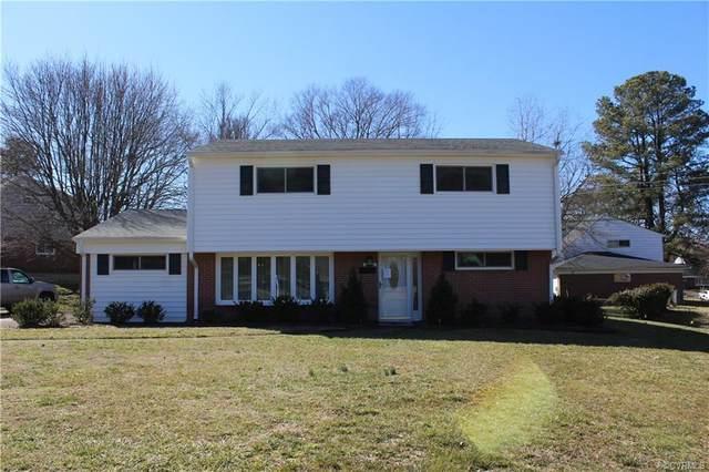 1220 Grumman Drive, Henrico, VA 23229 (MLS #2103821) :: Treehouse Realty VA