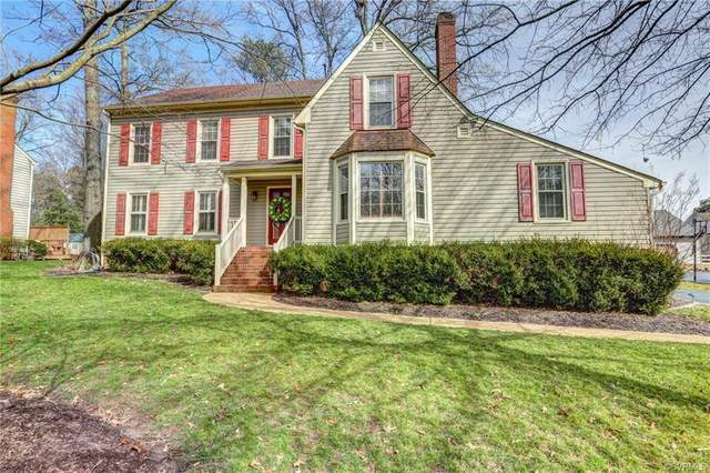 9142 Caleb Drive, Mechanicsville, VA 23116 (MLS #2103834) :: The Redux Group