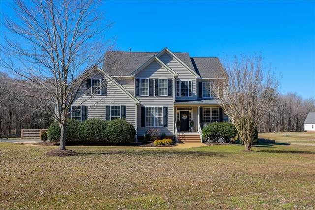 12341 Stancroft Road, Rockville, VA 23146 (MLS #2103859) :: Small & Associates