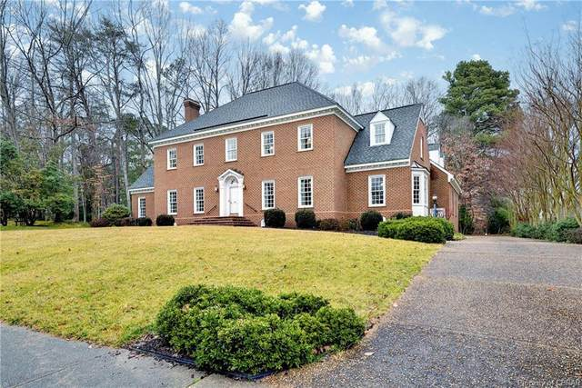 101 Yorkshire Drive, Williamsburg, VA 23185 (#2103927) :: The Bell Tower Real Estate Team
