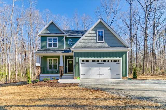3660 W Rocketts Ridge Road, Sandy Hook, VA 23153 (#2103957) :: Abbitt Realty Co.