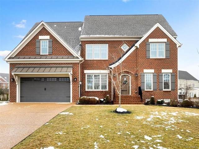 6409 Gadsby Forest Place, Glen Allen, VA 23059 (MLS #2103978) :: Small & Associates