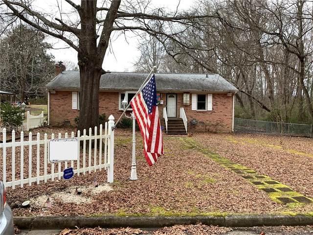 400 S Cedar Avenue, Highland Springs, VA 23075 (MLS #2103997) :: EXIT First Realty