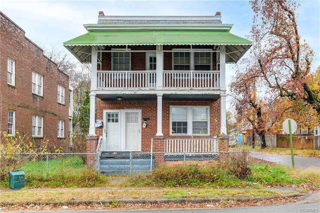 3128 Woodcliff Avenue, Richmond, VA 23222 (MLS #2104018) :: Small & Associates