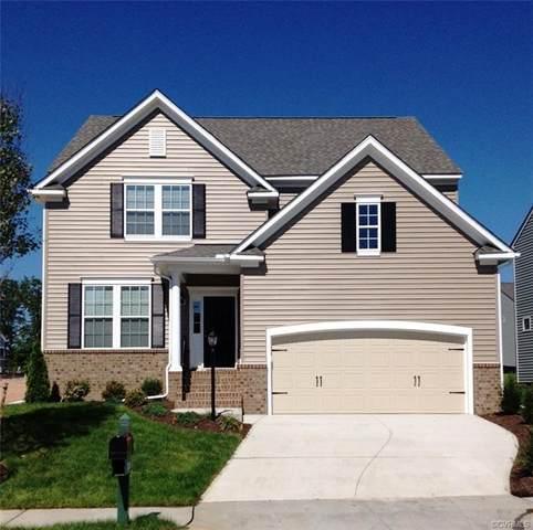 9746 Honeybee Drive, Mechanicsville, VA 23116 (MLS #2104037) :: Small & Associates