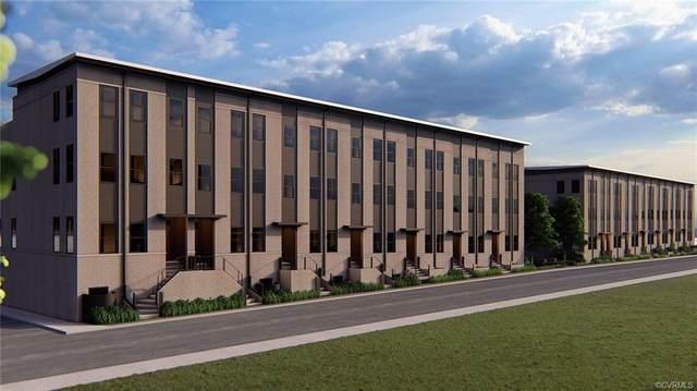 437 W 7th Street #21, Richmond, VA 23224 (MLS #2104051) :: Village Concepts Realty Group