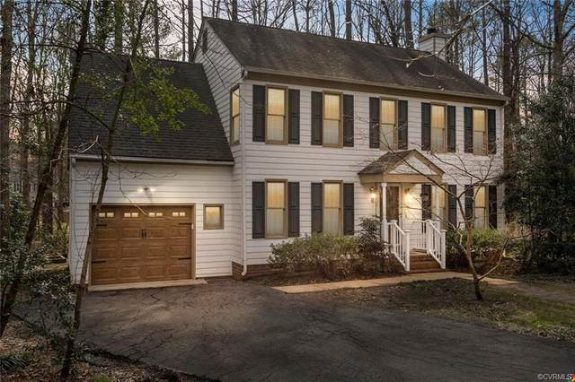 14605 Mill Spring Circle, Midlothian, VA 23112 (MLS #2104086) :: Small & Associates
