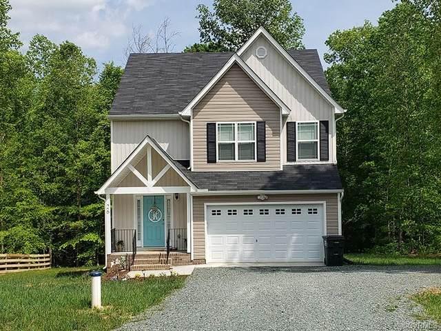 3686 Kingsfield Road, Quinton, VA 23141 (MLS #2104109) :: The RVA Group Realty