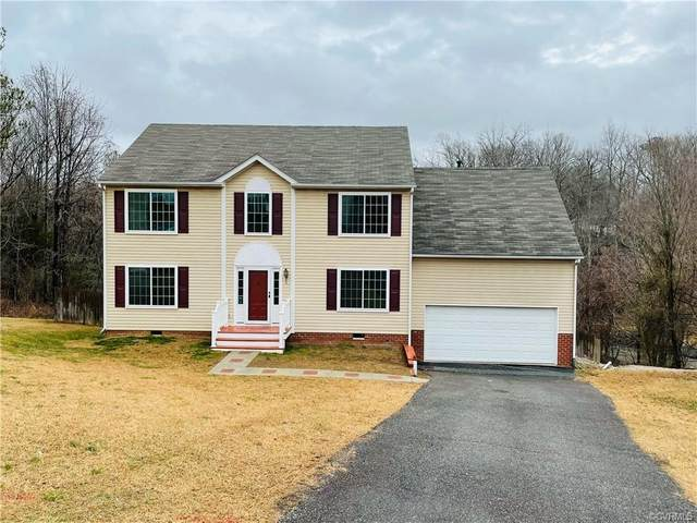 6506 Gills Gate Drive, Chesterfield, VA 23832 (MLS #2104124) :: The Redux Group