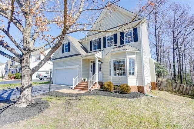 9066 Lunette Lane, Mechanicsville, VA 23116 (MLS #2104139) :: Small & Associates