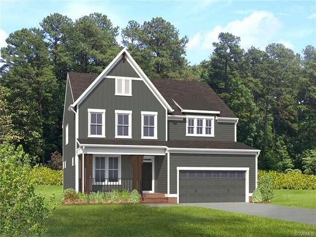 10281 Mcgarvey Lane, Mechanicsville, VA 23116 (MLS #2104149) :: Small & Associates