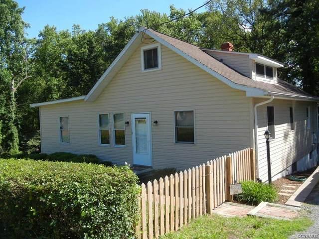 607 E Washington Street, Henrico, VA 23075 (MLS #2104186) :: Small & Associates