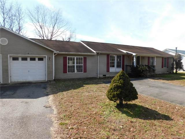 148 Lakeview Drive, Colonial Beach, VA 22443 (MLS #2104191) :: Small & Associates