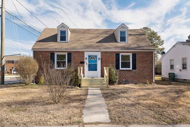 236 Battery Place, Colonial Heights, VA 23834 (#2104210) :: Abbitt Realty Co.